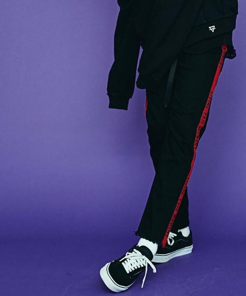 【日本未発売】 SIDE LINE BLACK SKINNY DENIM PANTS, 富士コンタクト b8c831bf