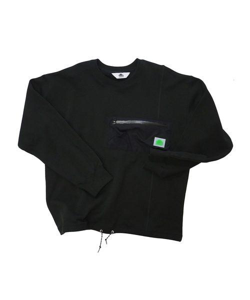 新発売の ellesse × JieDa collaboration LOGO SWEAT, ピアス専門店 ZOLCH 5d1f34a9