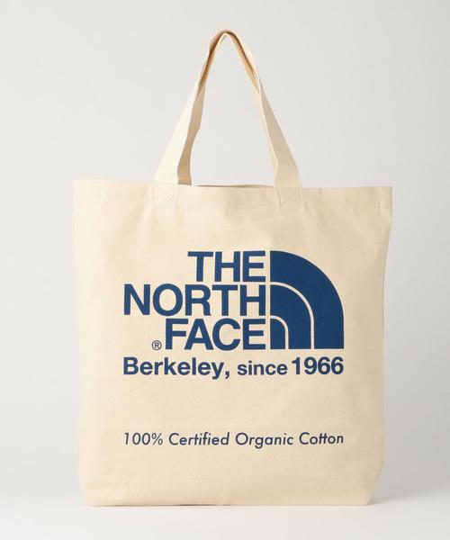 THE NORTH FACE(ザノースフェイス)オーガニックコットントートバッグ(一部WEB限定カラー)