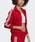 adidas(アディダス)の「FIREBIRDトラックジャケット / ジャージ [FIREBIRD TRACK TOP] アディダスオリジナルス(ジャージ)」 レッド