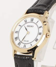 SEIKO セイコー / ソーラー ラウンドフェイス レザーベルト SUP299P1 SUP300P1 SUP302P1 SUP304P1(腕時計)