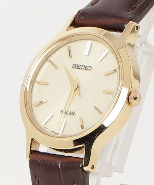 新品 SEIKO セイコー/ ソーラー SUP302P1 ラウンドフェイス レザーベルト SUP299P1 レザーベルト セイコー/ SUP300P1 SUP302P1 SUP304P1(腕時計)|SEIKO(セイコー)のファッション通販, 白老郡:dc05828e --- 5613dcaibao.eu.org