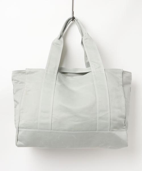 【★大感謝セール】 GRIPS/グリップス/N/C-P Big zip TOTE BAG, 雑貨カンカン 2c6b2553