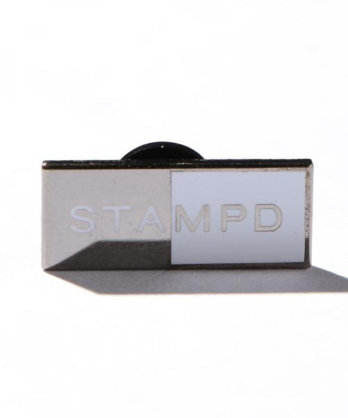 <STAMPD> TWO TONE PIN/ピン