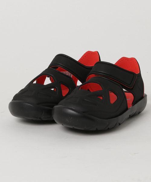 키즈 adidas 아디다스 fortaswim 2 c 폼《다스이무》 DB0486 19SM BLK/RED