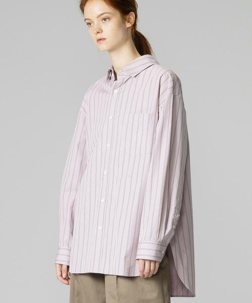 公式サイト 【Gymphlex】オーバーサイズシャツ MUP WOMEN(シャツ/ブラウス)|GYMPHLEX(ジムフレックス)のファッション通販, JASANA:969cec46 --- bebdimoramungia.it