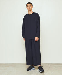 UNITED ARROWS & SONS by DAISUKE OBANA PE WIDE PANTS 19AW◆
