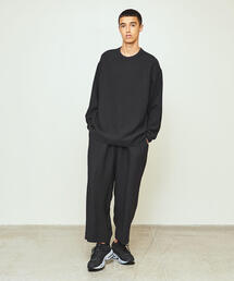 UNITED ARROWS & SONS by DAISUKE OBANA PE WIDE PANTS 19AW