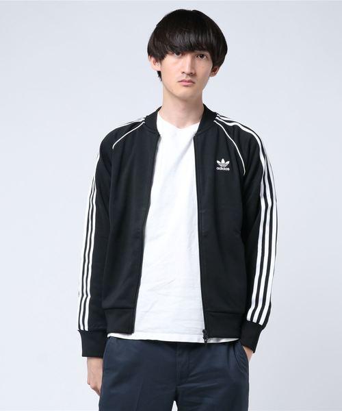 adidas アディダス SST TRACK TOP CW1256