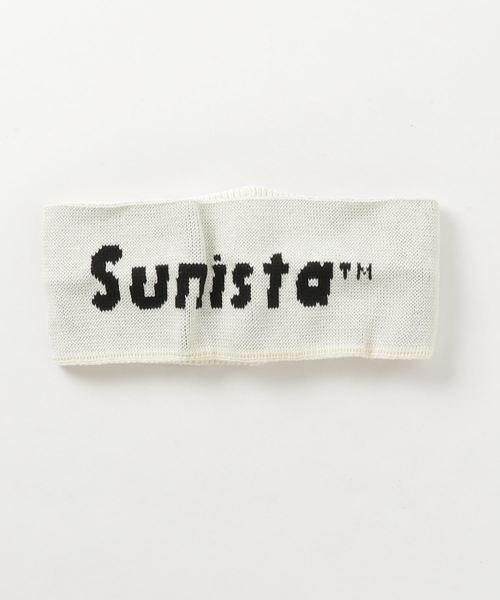 sunista / LOGO / COOL MAX ジャガードHAIR BAND