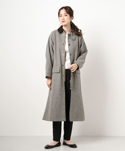 【BARBOUR】LADIES BURGHLEY WILLIAM BLISS SLB0053