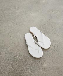 basic tong sandalホワイト