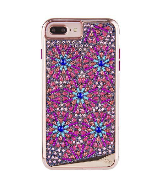 bbe04fca56 Case-Mate(ケースメイト)のiPhone8Plus/iPhone7Plus 対応 ゴージャスでかわいい ブローチ