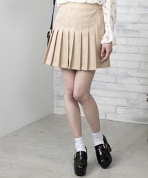 WEGO(ウィゴー)のWEGO/プリーツミニスカート(スカート)