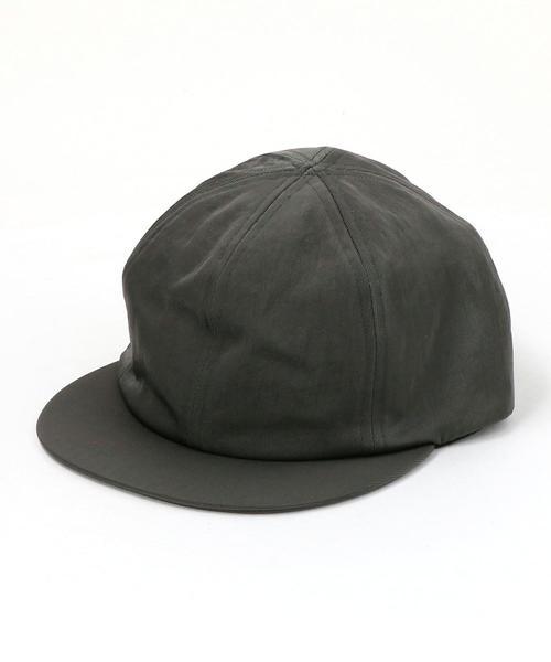 <COMESANDGOES> S/BRIM CAP/キャップ □□