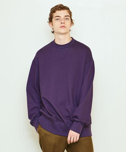<UNITED ARROWS & SONS> F/TERRY CREW SWEAT/スウェット†
