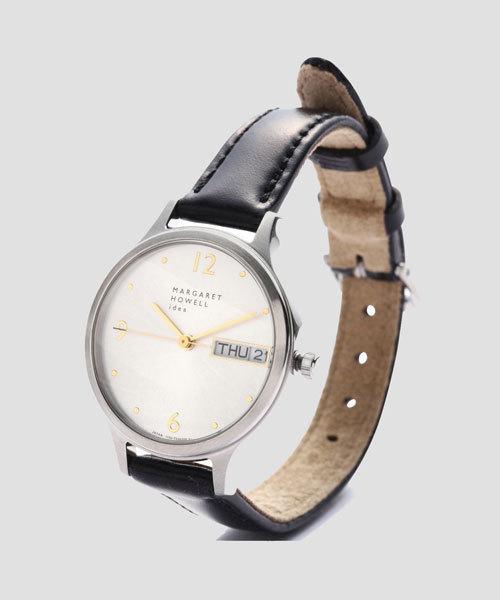 50%OFF DAY HOWELL DATE WATCH(腕時計) MARGARET MARGARET HOWELL(マーガレットハウエル)のファッション通販, スノードロップ:dda82240 --- fahrservice-fischer.de