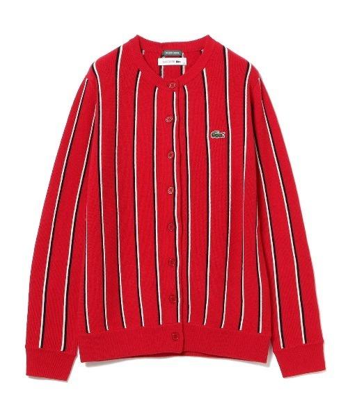 人気デザイナー LACOSTE × × BEAMS BEAMS BOY/ 別注 ニット ニット カーディガン(カーディガン)|BEAMS BOY(ビームスボーイ)のファッション通販, PRIMACLASSE JAPAN:e8636189 --- munich-airport-memories.de