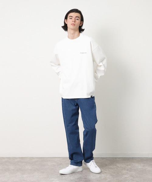 【 carhartt / カーハート 】Straight/Traditional-Fit Taperd-Leg  B18