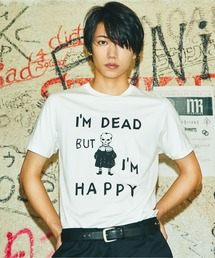 NIAGARA/BUT I'M HAPPY Tシャツホワイト