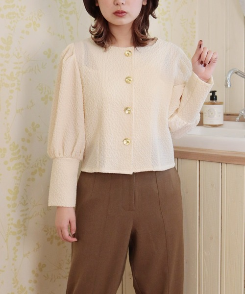 vintage like blouse