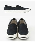 Adam et Rope' | 【CONVERSE×BIOTOP】JACK PURCELL SUEDE SLIP-ON (スニーカー)