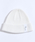 10 by juha stable garments(テンバイユハ ステーブルガーメンツ)の「WHOLEGARMENT WATCH CAP(ニットキャップ/ビーニー)」|ホワイト