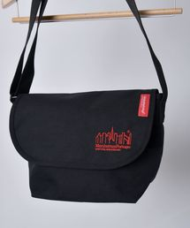 ba941be07e06 SHIPS(シップス)の「Manhattan Portage: 別注 Embroidery Messenger Bag JR(ショルダー