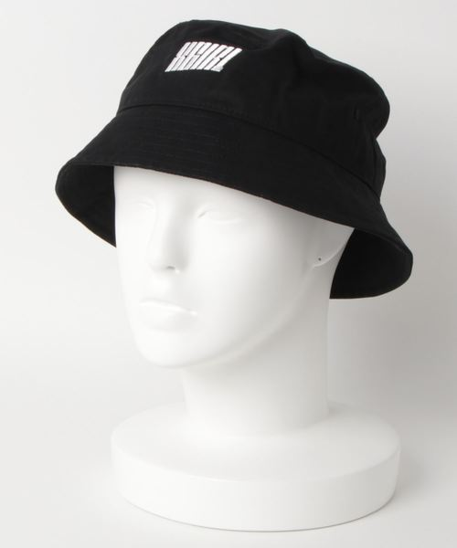 e418746df99b8d X-girl(エックスガール)のEMBROIDERED BUCKET HAT(ハット)