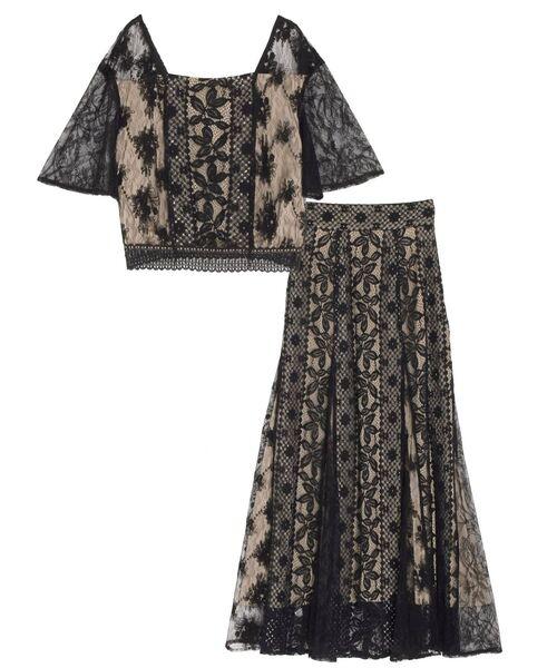 おすすめ LADYシアーレースセットアップドレス(ドレス)|LAGUNAMOON(ラグナムーン)のファッション通販, Ikebe大阪プレミアム:e7cc1c98 --- wiratourjogja.com