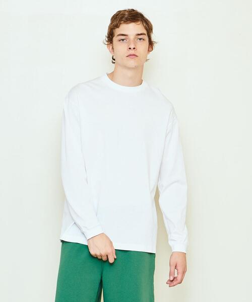 <UNITED ARROWS & SONS> PLAIN LONGSLEEVE TEE/Tシャツ