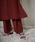 MAISON SPECIAL(メゾンスペシャル)の「ヴィスコースチェックワイドイージーパンツ 【MAISON SPECIAL/メゾンスペシャル】(パンツ)」|詳細画像