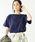 BEAMS BOY(ビームスボーイ)の「Goodwear / カスタム ビッグ 半袖 Tシャツ 0170CL(Tシャツ/カットソー)」 パープル