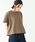 BEAMS BOY(ビームスボーイ)の「Goodwear / カスタム ビッグ 半袖 Tシャツ 0170CL(Tシャツ/カットソー)」 ライトブラウン