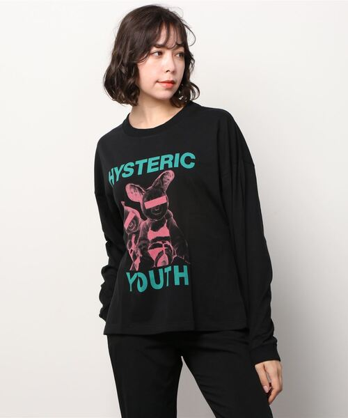 HYSTERIC YOUTH オーバーサイズTシャツ