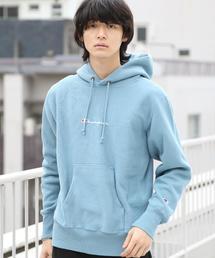 【WEB限定】Champion(チャンピオン)リバースウィーブ(R)製品染めパーカー