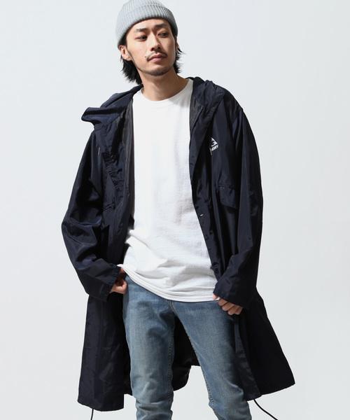 【別注・コラボ】ZIP FIVE × GERRY ポリタスランフードコート