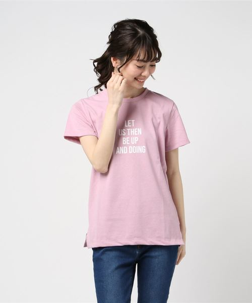 OUTDOOR PRODUCTS×ZERO STAIN プリントTシャツ