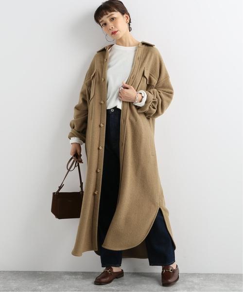 いいスタイル JOURNAL STANDARDブークレCPOシャツワンピース(ワンピース)|JOURNAL STANDARD(ジャーナルスタンダード)のファッション通販, タキチョウ:34eed265 --- 5613dcaibao.eu.org