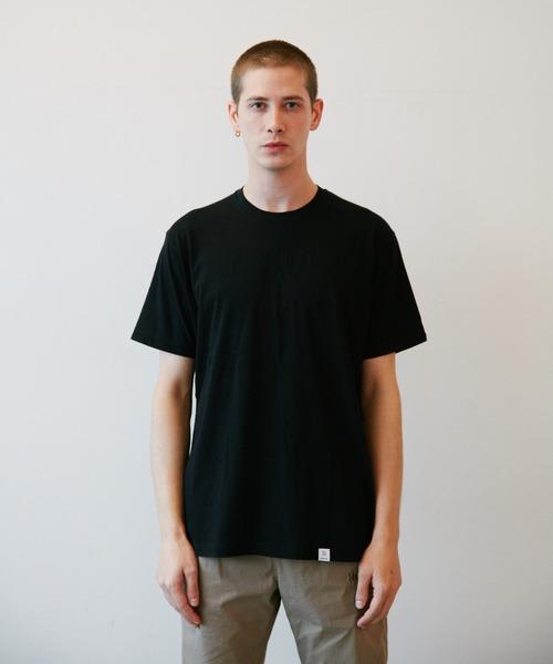 ROTTWEILER(ロットワイラー)の「Basic Tee(Tシャツ/カットソー)」|ブラック