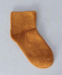 <BASERANGE>BUCKLE ANKLE SOCKS /ソックス