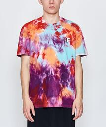 <FUTUR> TIE DYE F POW TEE/Tシャツ □□
