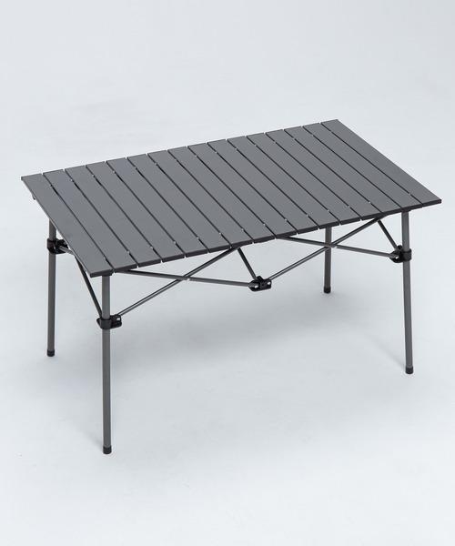 アルミテーブル アウトドアグッズ 折りたたみ式