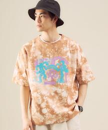 【WEB限定】<GLR/ -or> Keeenue プリント Tシャツ カットソー 男女兼用 ユニセックス †