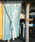 チャイハネ(チャイハネ)の「【チャイハネ】セレーネカーテン178cm タッセル付き(インテリアアクセサリー)」|ターコイズブルー