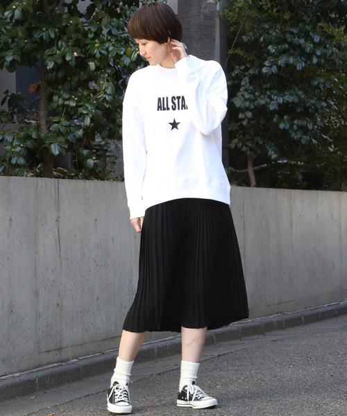 CONVERSE TOKYO/コンバーストウキョウ ALL STAR スウェット