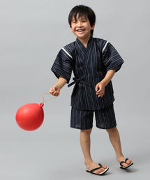【WEB限定】男児甚平 5号(5〜6歳)