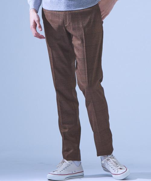 日本未入荷 【セール】 of オブ【Recency of Mine】ストレッチフラノチェックパンツ(パンツ) OF|ABAHOUSE(アバハウス)のファッション通販, 超高品質で人気の:45981573 --- blog.buypower.ng