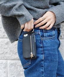 kajsa(カイサ)の〈Kajsa/カイサ〉Detachable Zipper Bag iPhone 6/7/8 Back Case/ジッパーバッグ ケース(モバイルケース/カバー)