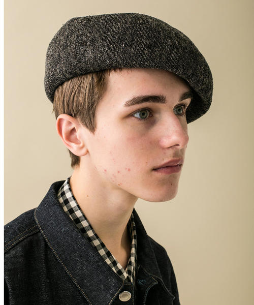 <NINE TAILOR> BRICK BERET/ベレー帽